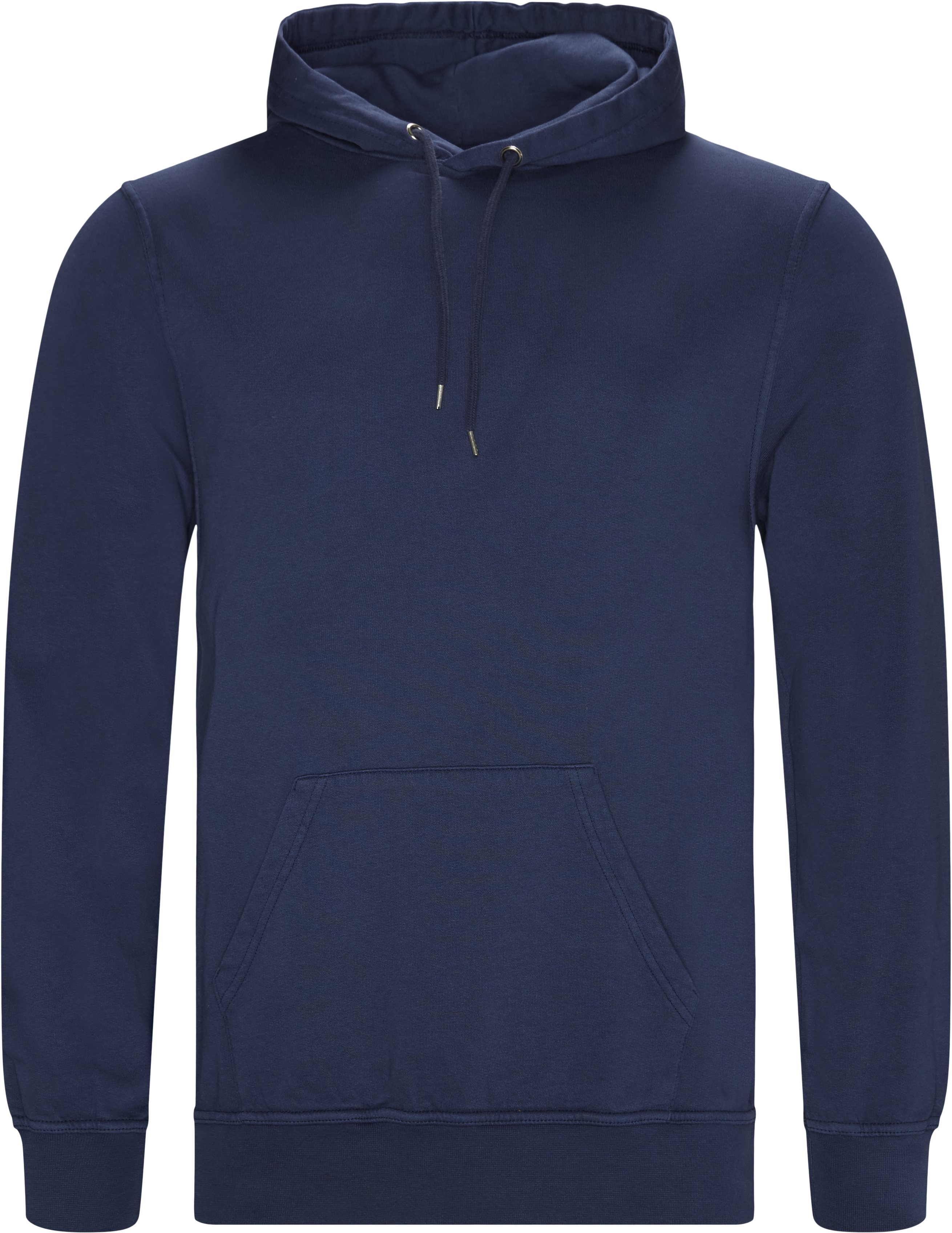 Douro Hoodie - Sweatshirts - Regular fit - Blå